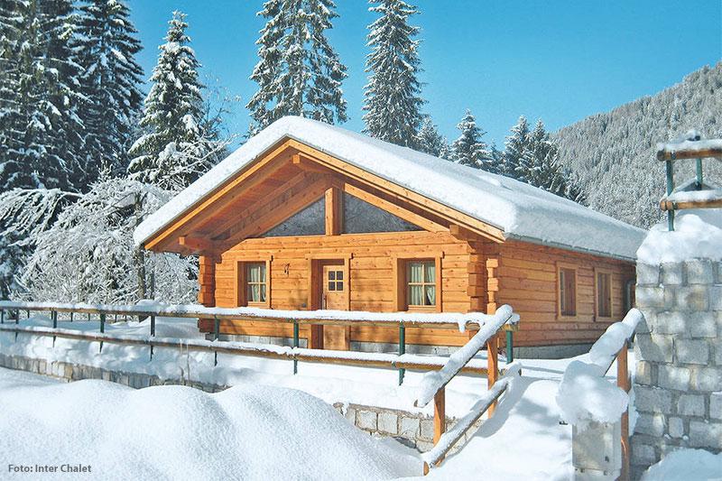 Ferienhaus in der Skiregion Campiglio / Dolomiti di Brenta