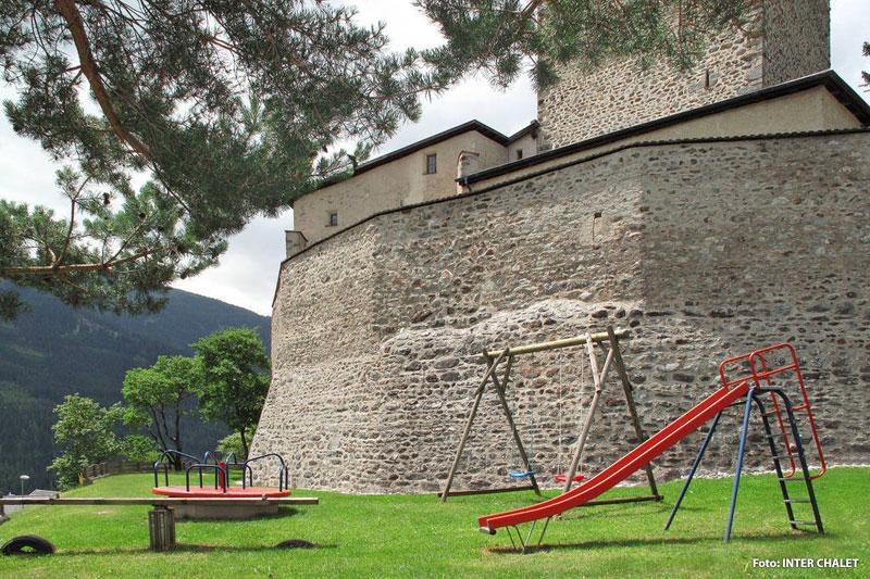 Rustikales Feriendomizil in Tirol
