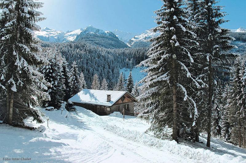 Ferienhäuser in den Dolomiten