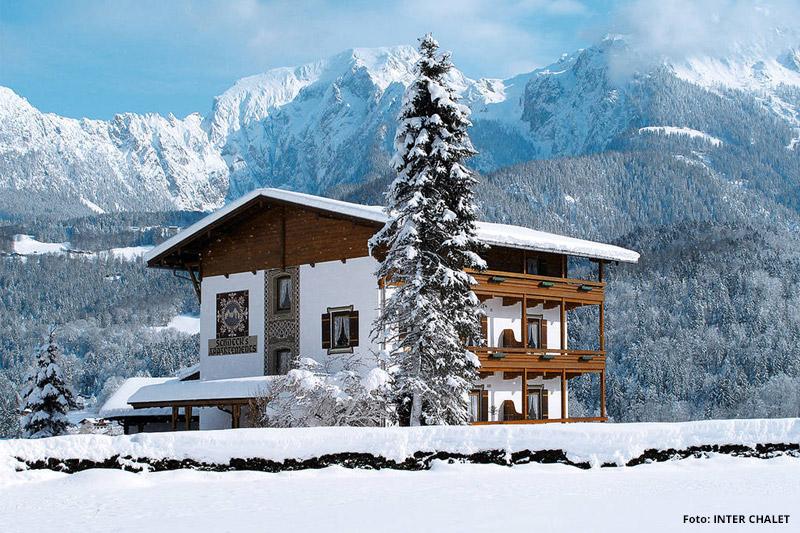 Hütte in Schönau am Königssee (Oberbayern)