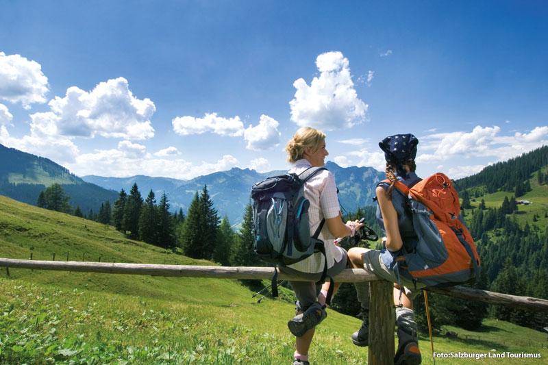 Wanderurlaub im Salzburger Land