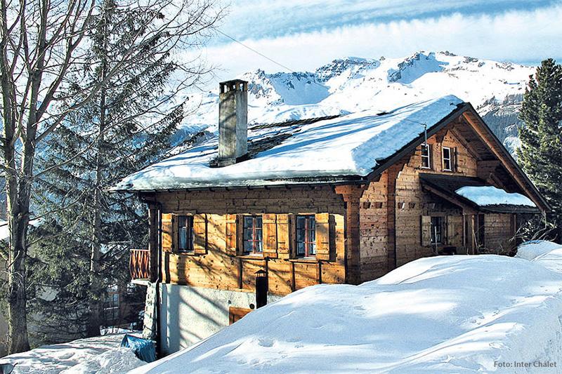 Chalet in Crans-Montana (Wallis)