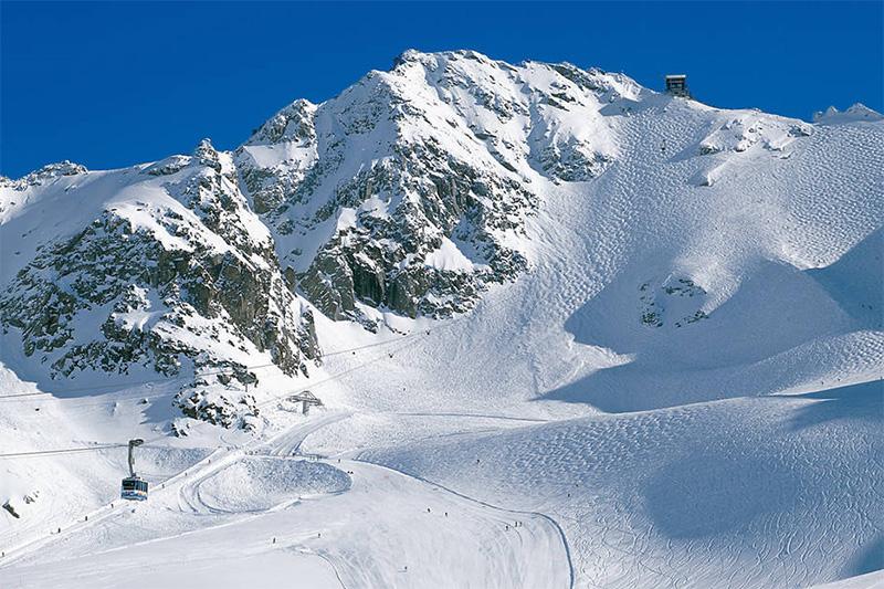 Ferienhäuser und Chalets direkt im Skigebiet