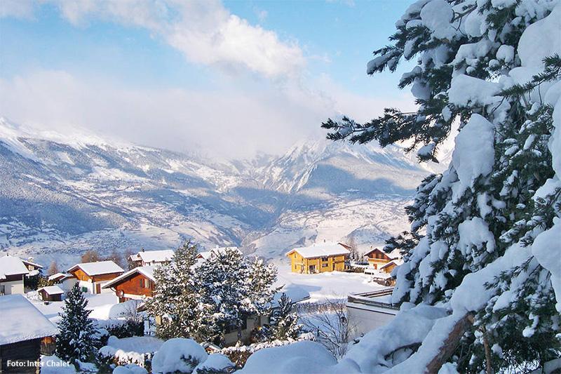Ferienhäuser und Chalets im Wallis