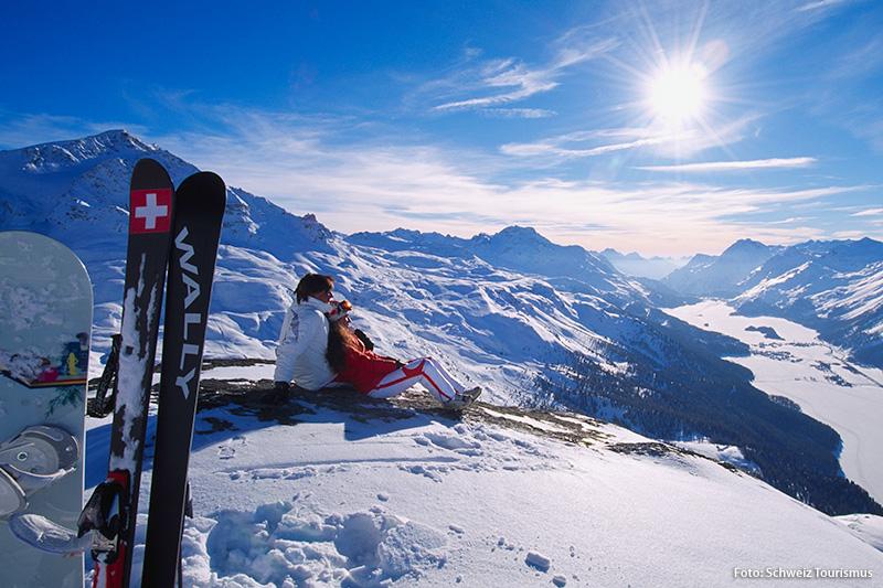 Inter-Chalet-Skiurlaub-Schweiz