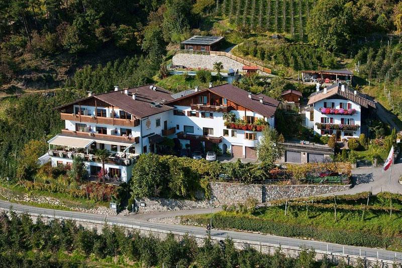Sommerurlaub im Hotel Kronsbühel