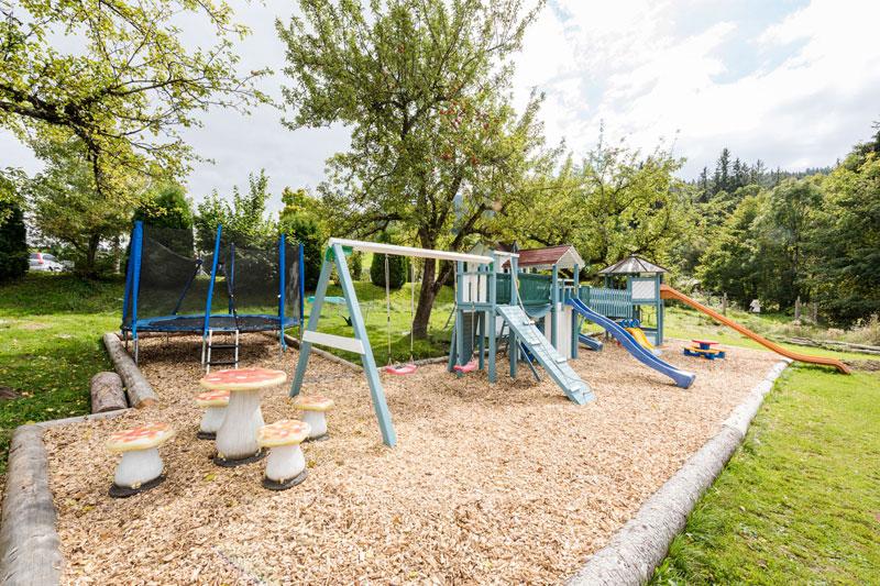 Waldruh-Kinderspielplatz