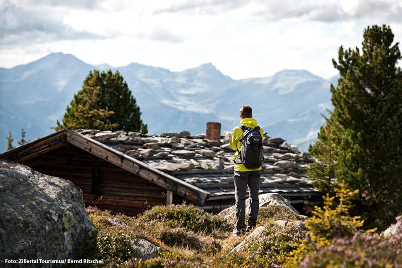 Bergherbst im Zillertal