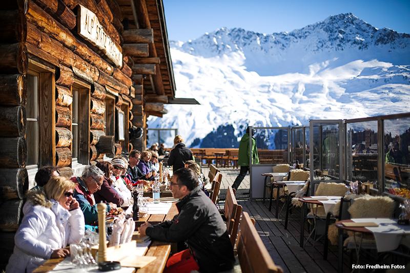 Alp Stätz Terrasse