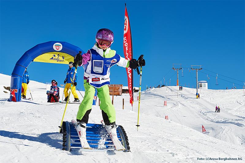 Junior-Winterclub in Arosa