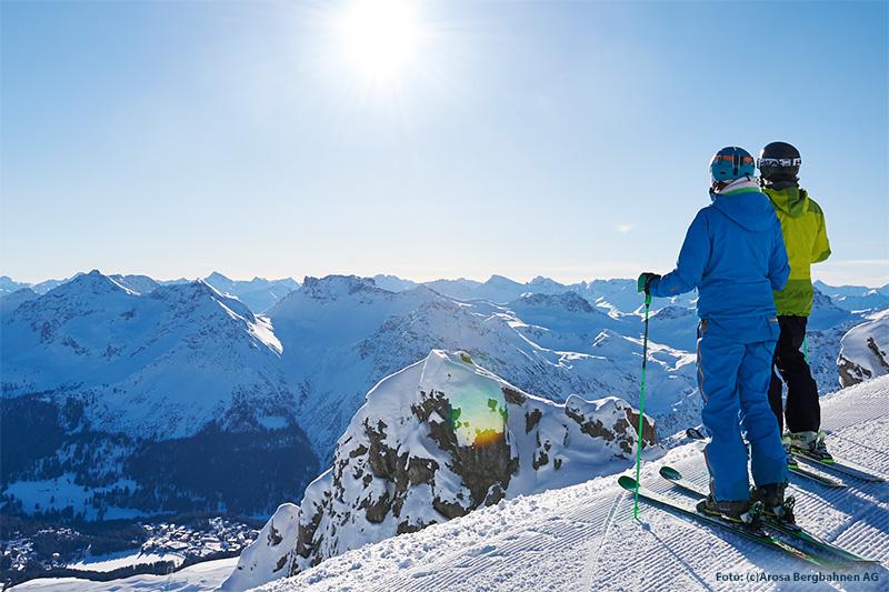 Skifahren ab November