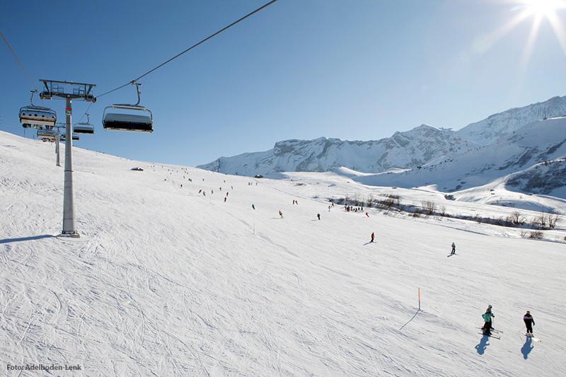 Winterurlaub in Adelboden