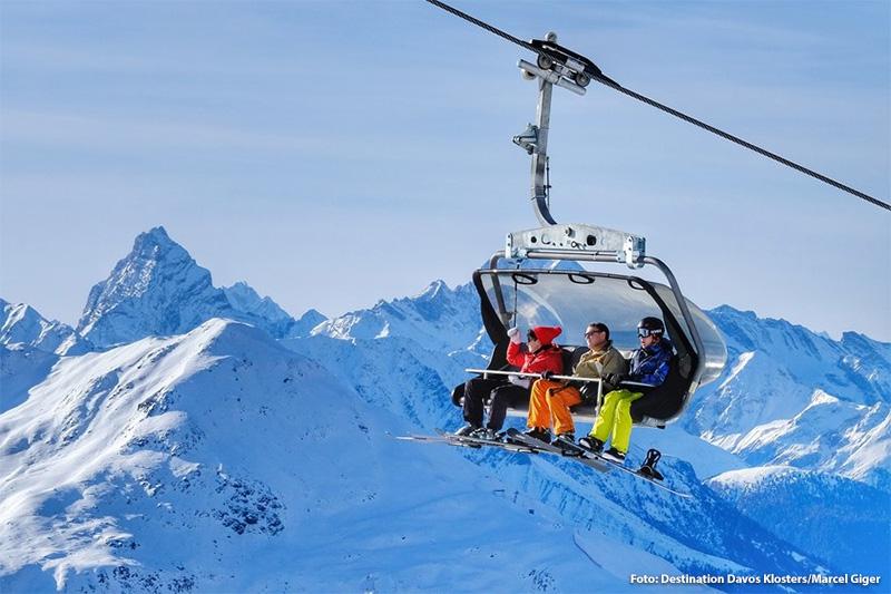 Davos-Klosters Bergbahn
