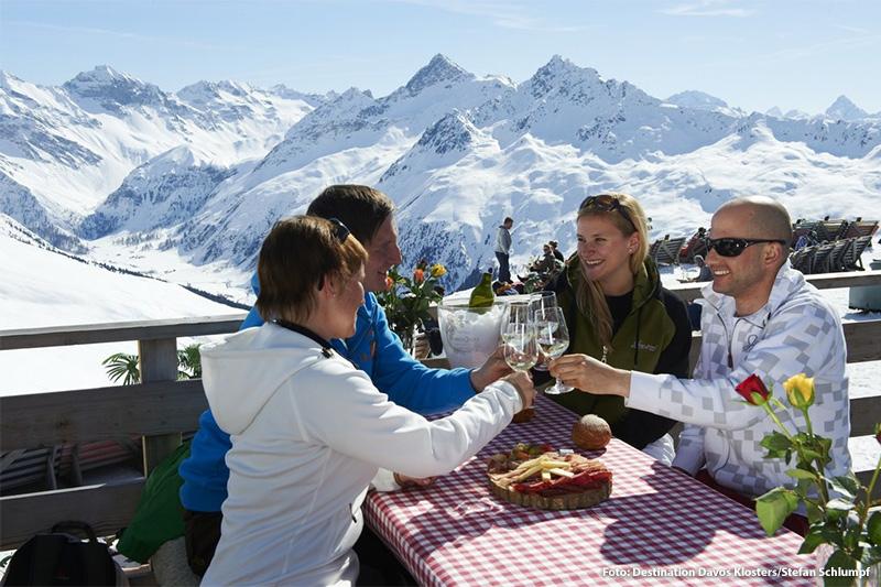 Bergrestaurant Jakobshorn