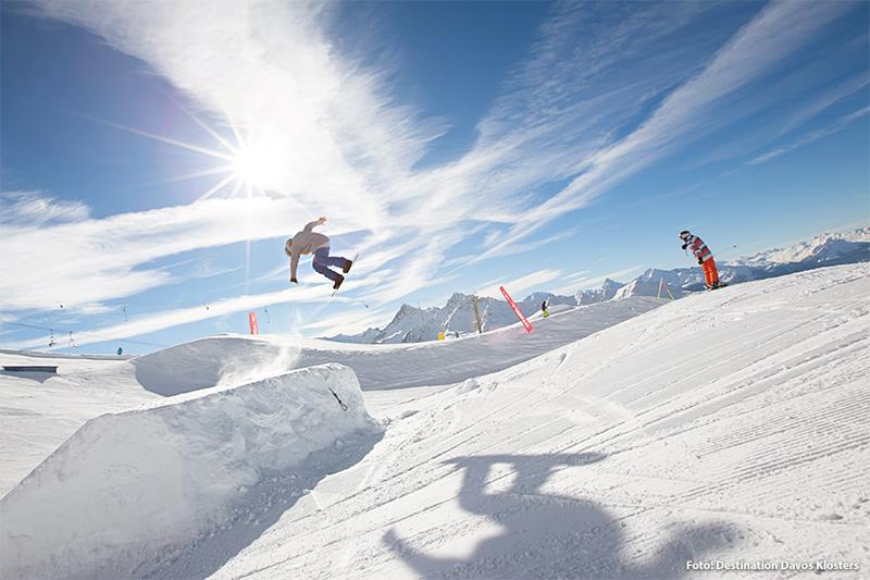 Snowpark Davos