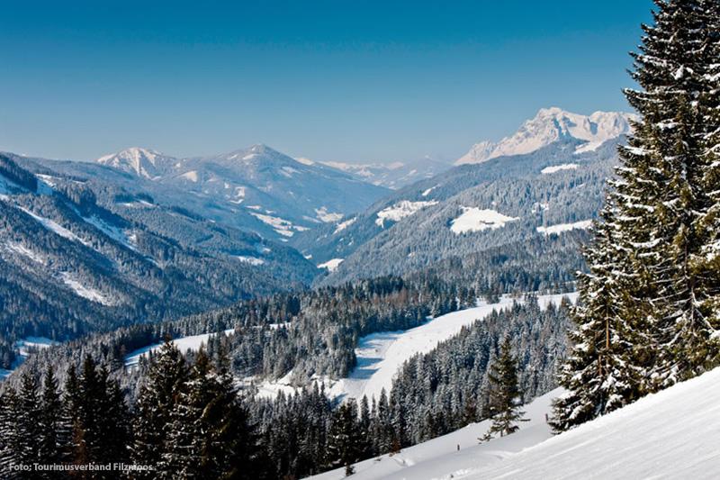 Skiurlaub im Skigebiet Filzmoos