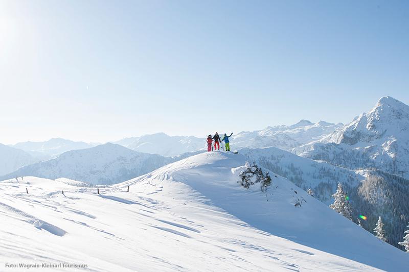 Skigebiet Flachauwinkl-Kleinarl