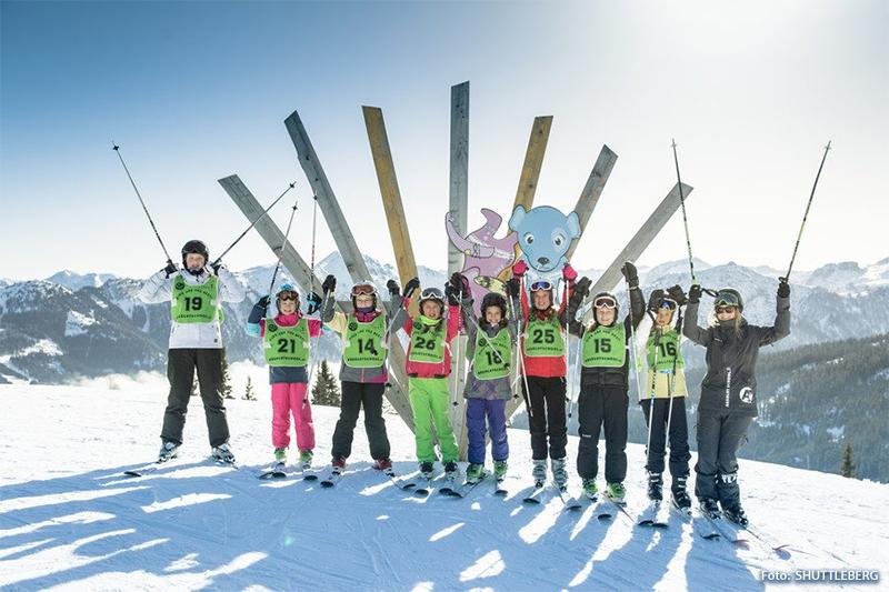 Skigebiet Flachauwinkl-Kleinarl - für sportliche Familien und Freestyler