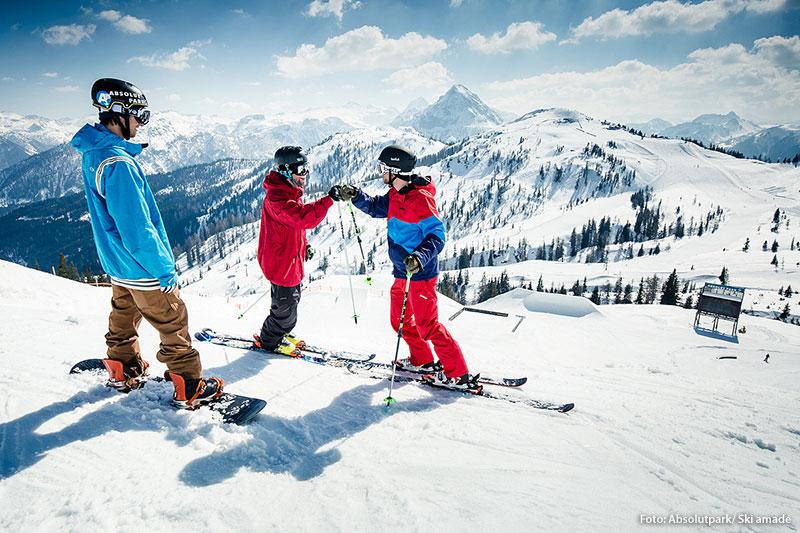 G´scheit Skifahren in der Salzburger Sportwelt | ski amadé