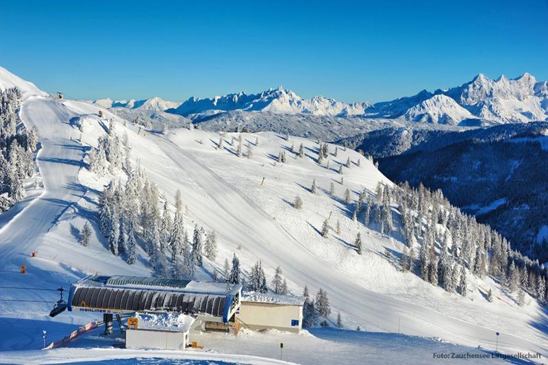 Skigebiet Zauchensee-Flachauwinkl