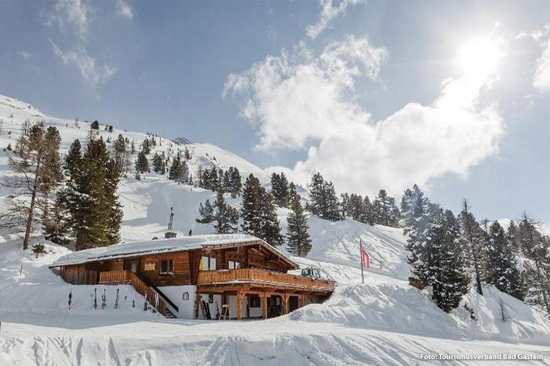 Graukogelhütte auf 1.954 m