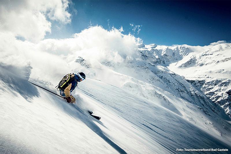 Graukogel Bad Gastein - eine echte Herausforderung für Top-Skifahrer