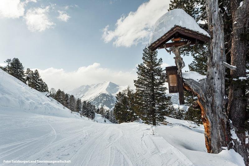 Skifahren im Skigebiet Graukogel