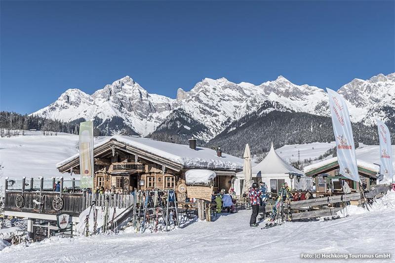 Skihütte Dorfstadl - Maria Alm