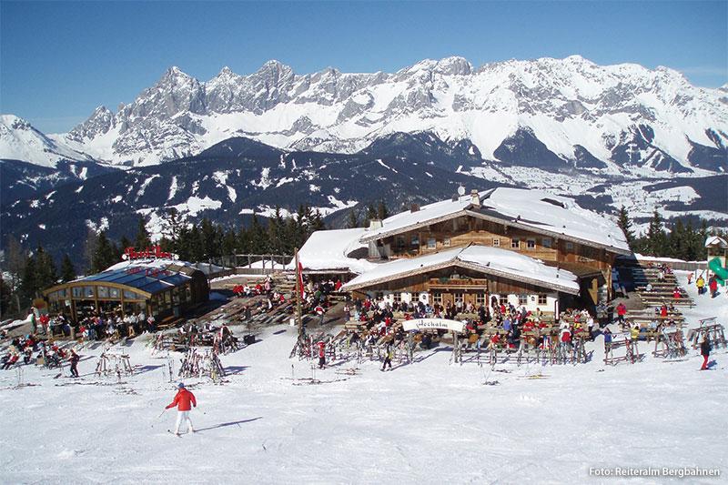 Skihütte Unterkofler's Hochalm