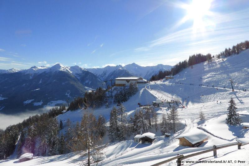 Skiurlaub am Rosskopf Sterzing