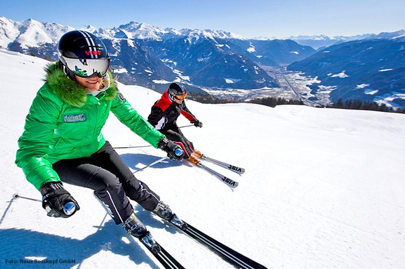 Skifahren in Sterzing