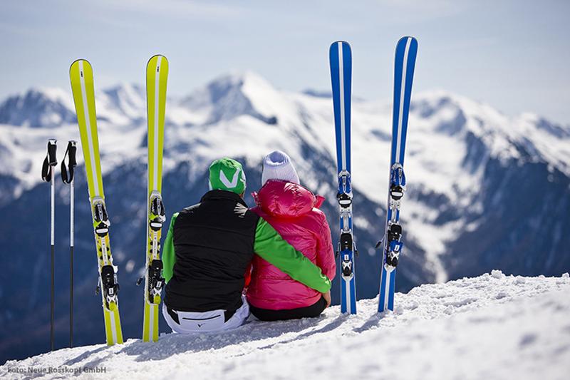 Skigebiet Rosskopf Sterzing