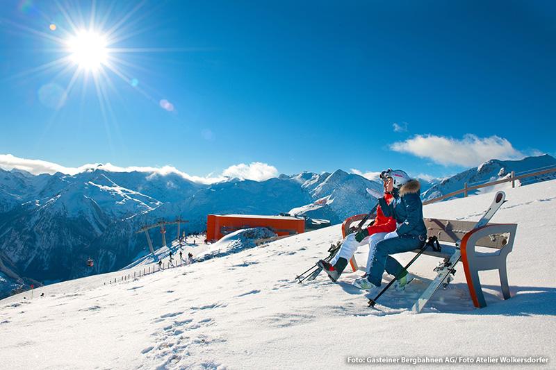 Skigebiet Schlossalm-Stubnerkogel - ski amadé
