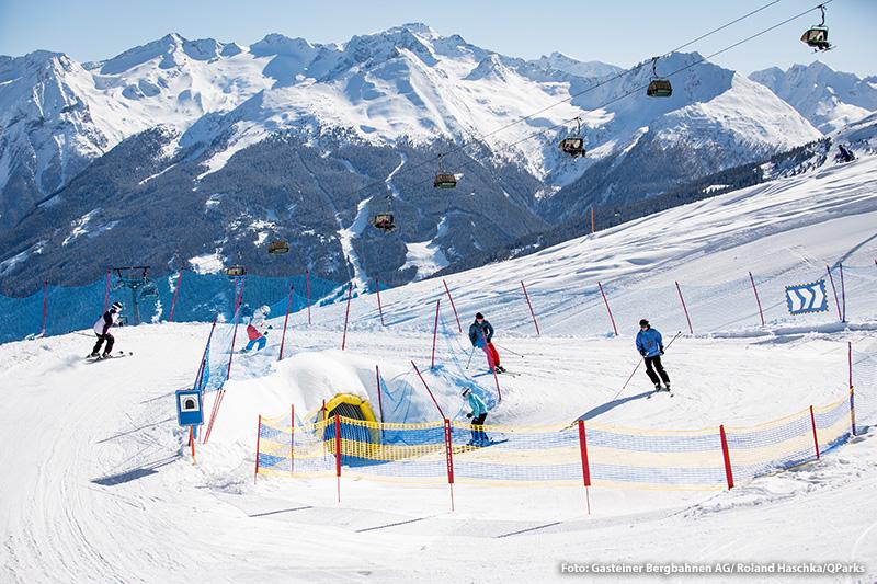 Snowpark Gastein am Stubnerkogel