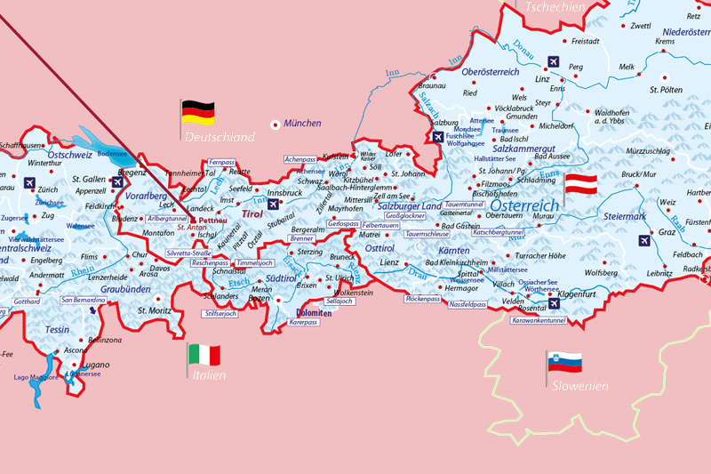 Schwarzer-Adler-Karte