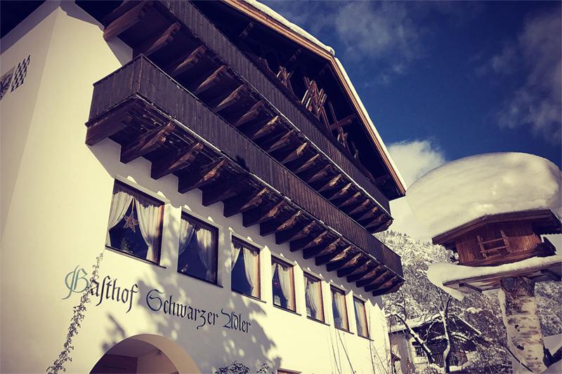 Winterurlaub im Schwarzen Adler in Pettneu am Arlberg