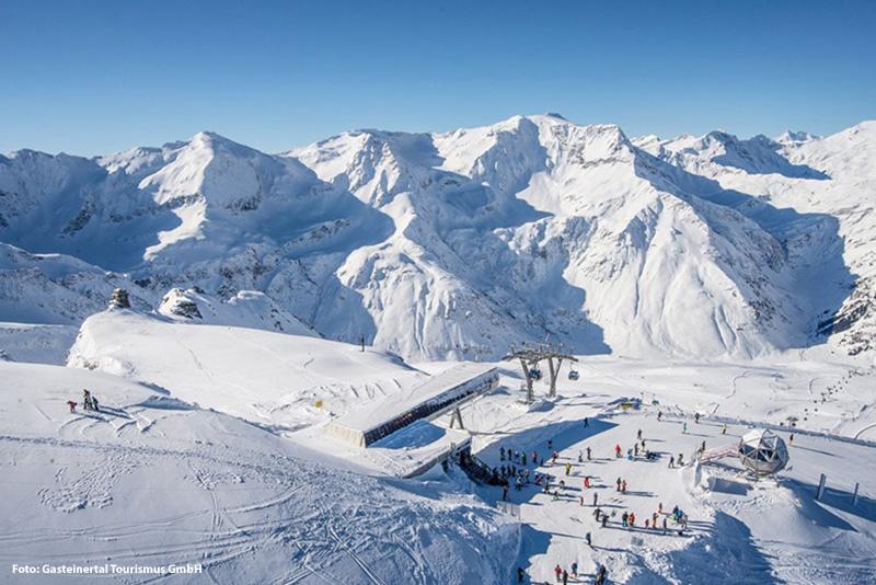Skigebiet Sportgastein - ski amadé