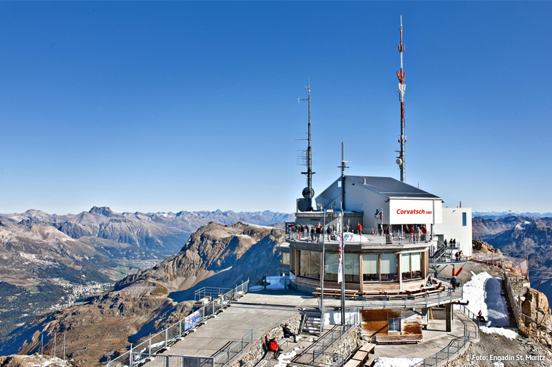 Bergrestaurant Corvatsch