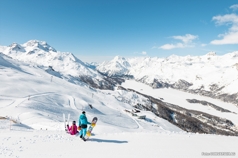 Skiurlaub in Engadin St. Moritz