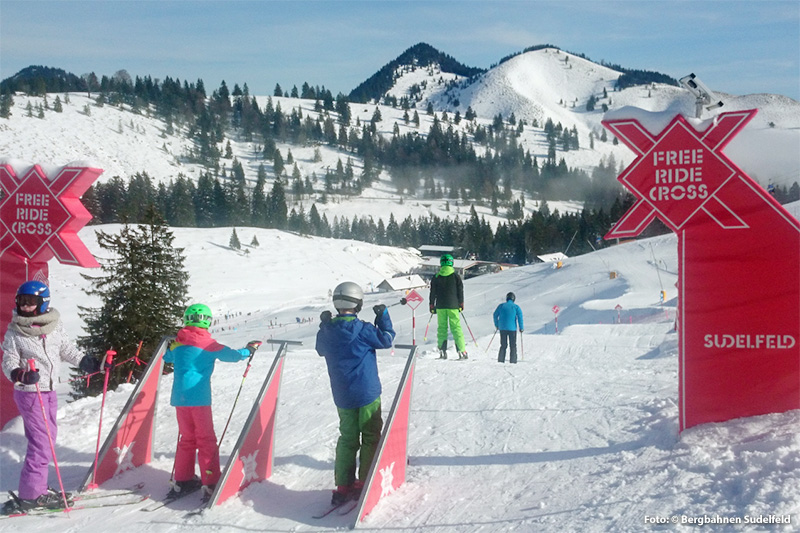 Actionwelt Skigebiet Sudelfeld
