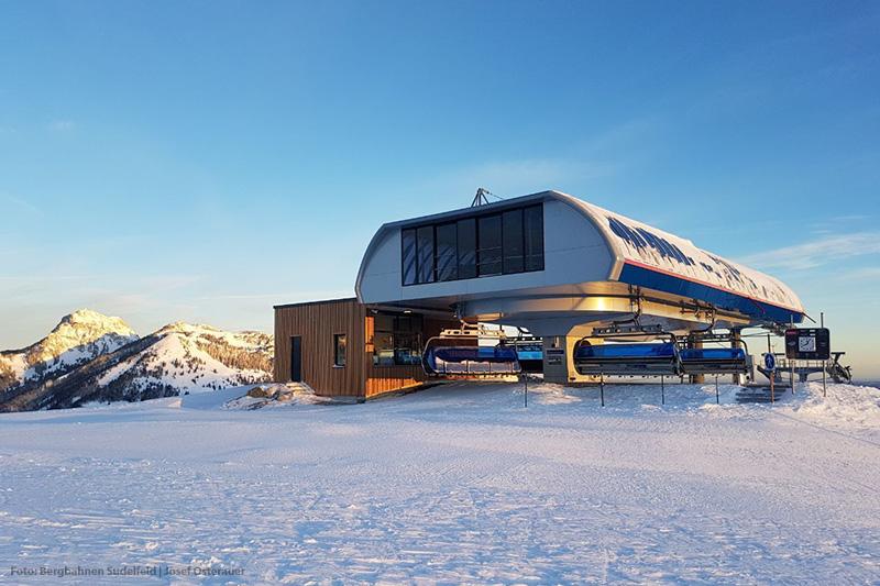 Bergstation Sudelfeldkopfbahn