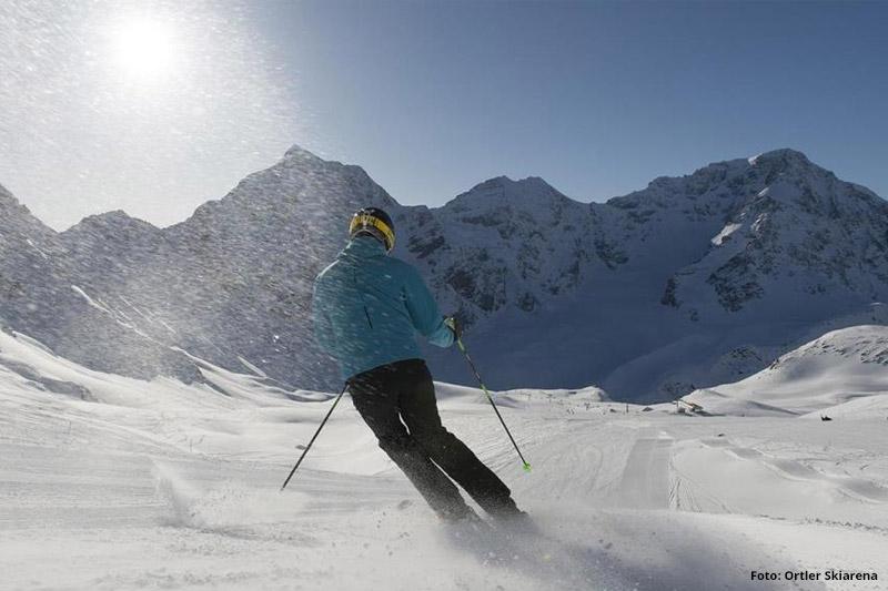 Skiurlaub in Sulden am Ortler