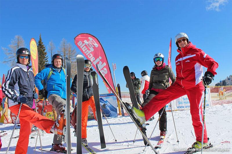 Skischule Wagrain