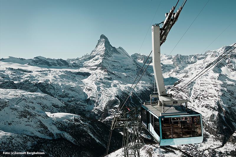 Bergbahn Blauherd-Rothorn