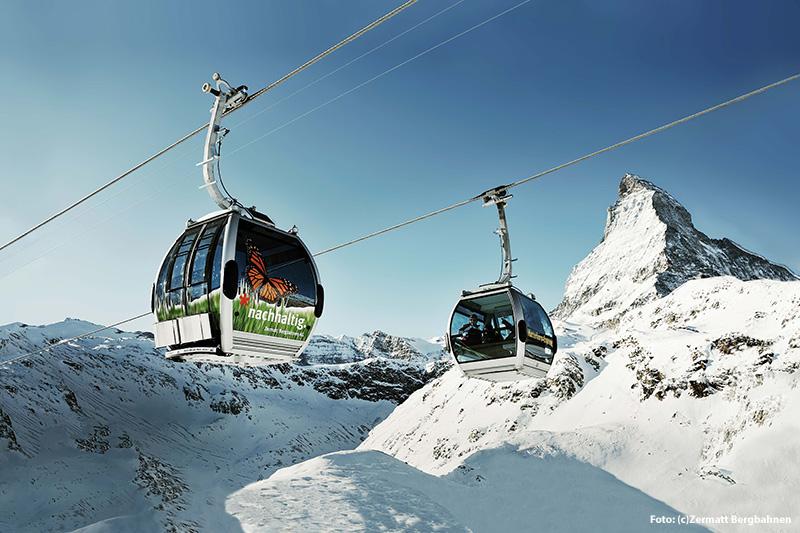 Bergbahn Matterhorn-Express