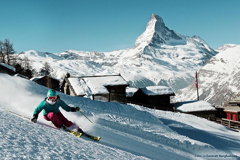 Matterhorn ski safari