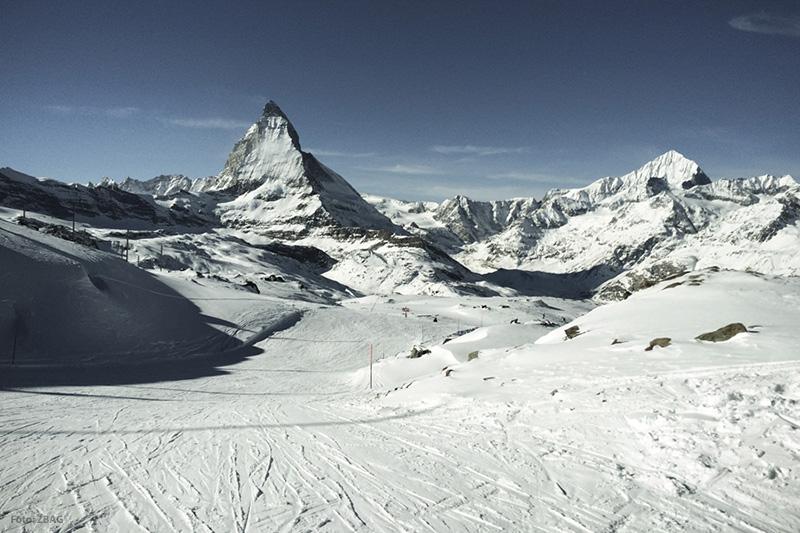 Skigebiet Matterhorn Ski Paradise