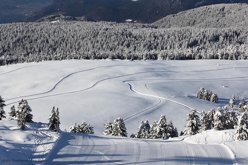 Rittner Horn - Winterwunderland