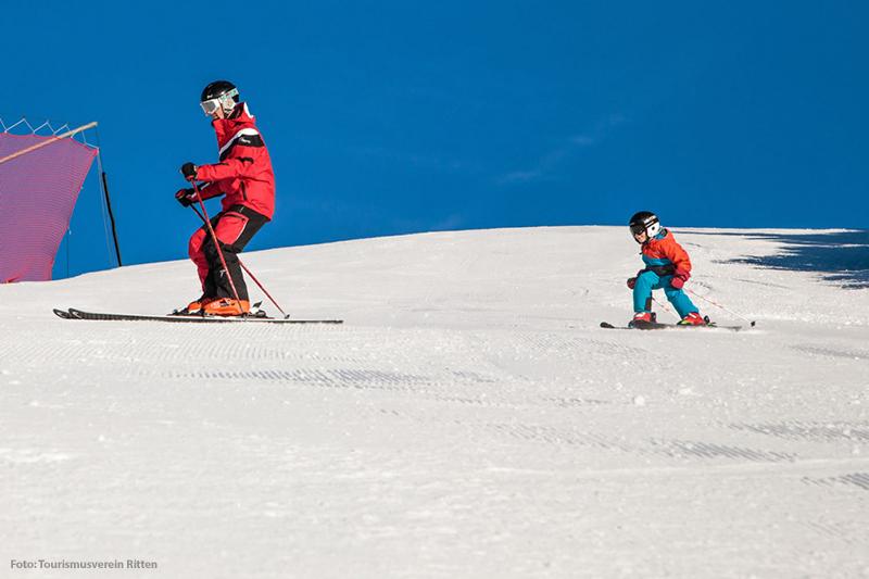 Skischule im Skigebiet Rittner Horn