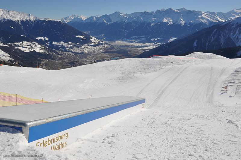 Snowpark Erlebnisberg Watles